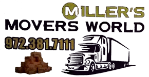 Miller's Movers World Logo
